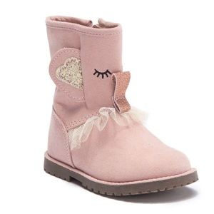 Kids Harper Canyon Pink Elephant Boot